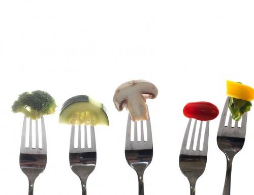 O que leva no seu garfo faz toda a diferença…